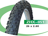 Велопокрышка 26x2.60, ZHX-851