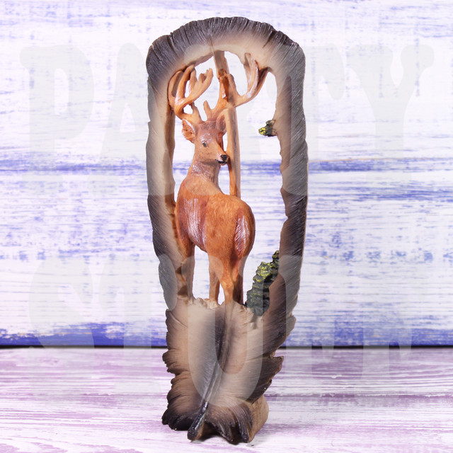 статуэтка олень