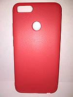 Чехол силиконовый для Xiaomi Mi A1 красный, фото 1
