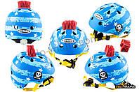 Детский универсальный защитный шлем Punk