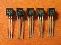 BC237 / BC237B TO-92 - Транзистор NPN Amplifier Transistors