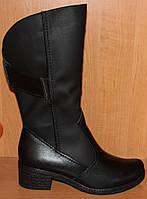 Сапоги женские зимние большого размера, женская обувь больших размеров от производителя модель МИ1432э