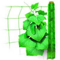Сетка для огурцов и других растений