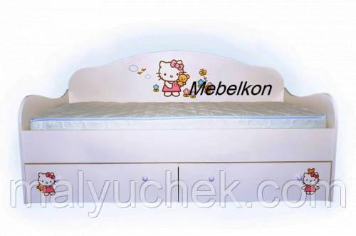 Кроватка диванчик Китти