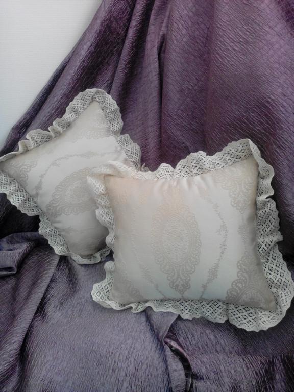 Набор: декоративное покрывало на кровать+ подушки