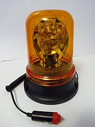 Мигалка на магните KL05 24V жёлтая. Спецсигнал