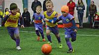 Детская футбольная форма сезона 2016-2017 года.
