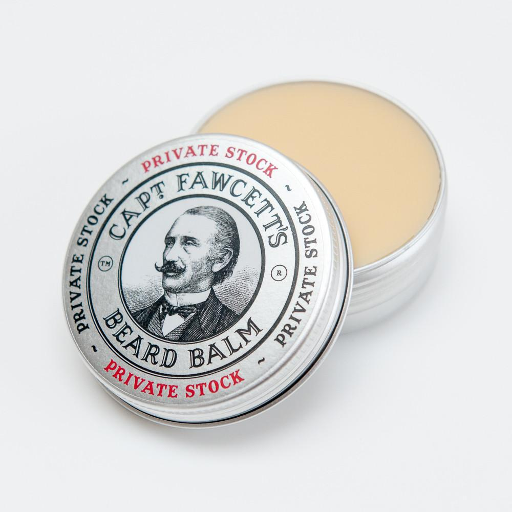 Бальзам для бороды Captain Fawcett Private Stock 60 ml