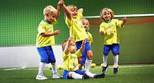 Детская футбольная форма сезон 2017-2018г