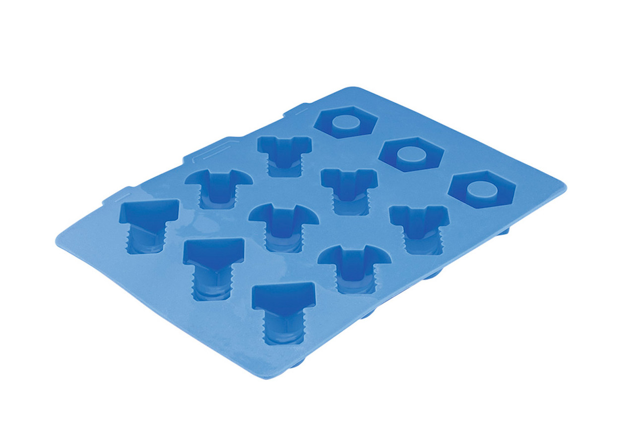 Форма для льда Granchio SilicoFlex 88437 (17х11см)