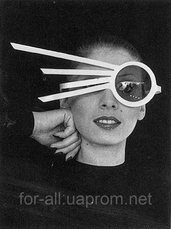 Фото солнечных очков 50-х годов