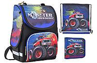 Набор Smart для мальчика рюкзак 554533, пенал 531716, сумка 555246