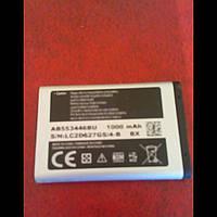 Аккумулятор Samsung c5212 AB553446BU 1000 mAh X200 БУ