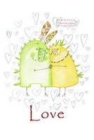"""Валентинка """"Я люблю тебя"""", фото 1"""