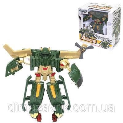Детская игрушка Трансформер Тобот Apache