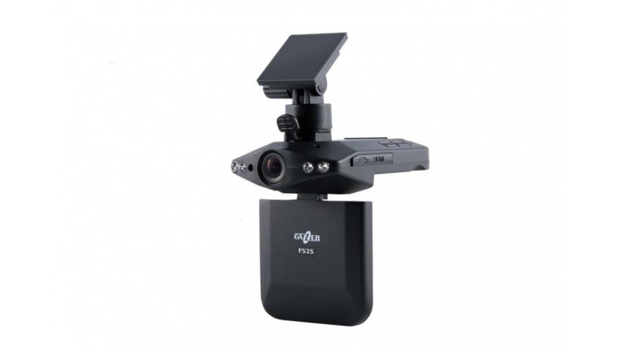 Автомобильный видеорегистратор Gazer F525 2.5