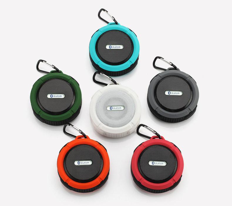 Портативная Bluetooth колонка С6