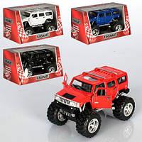 Машинка Hummer H2 KT5337WB KINSMART 1:40