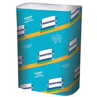PRO service Selpak Essential полотенца бумажные в листах,целлюлозные Z сложения,однослойные. 250лист.