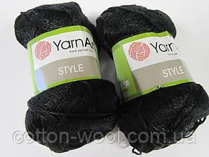 Yarnart Style (Стайл) 67%хлопок, 33%вискоза 651