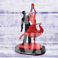 Романтическая подарочная статуэтка танцующая пара