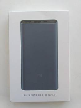 Xiaomi MI Power Bank 2s 10000mAh 2 USB black VXN4228CN Внешний аккумулятор