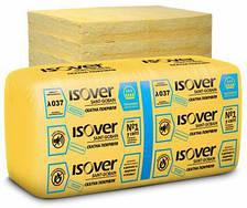"""Isover (Изовер) """"Скатная кровля"""" 100 мм утеплитель стекловата в плитах"""