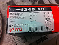 Комплект передних тормозных колодок на Рено Доккер, Дачиа Доккер/ REMSA 124810