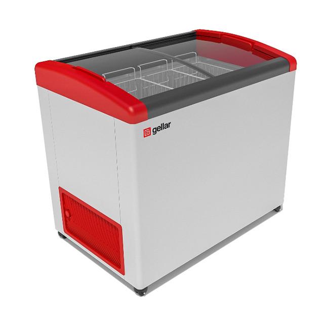 Морозильный ларь GELLAR Elegance FG 400 E Frostor