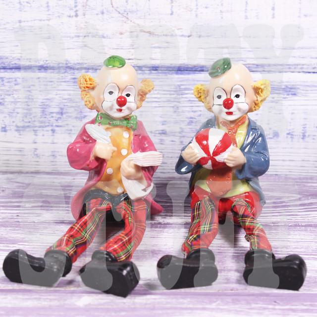 статуэтка клоуны