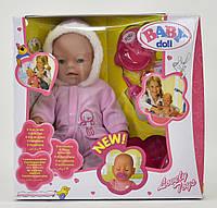 Пупс Baby Doll с аксессуарами, в коробке.