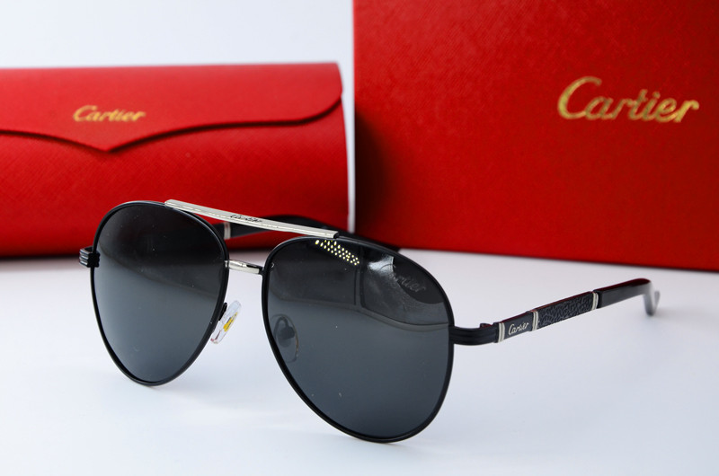 Мужские солнцезащитные очки Cartier Авиатор 88001 черн серебро - Exclusive  Shop в Одессе 2e50e4a74bf2d