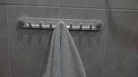 Вешалка Крючки для полотенец на вакуумном креплении. Без дрели! Без сверления!