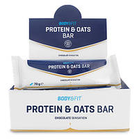 BodyFit Protein Oats Bars 70 g (Cocolate)