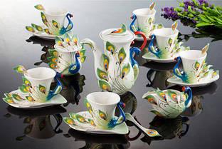 Сервизы из стекла и керамики