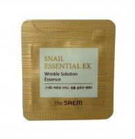 The Saem Snail Essential EX Wrinkle Solution Essence