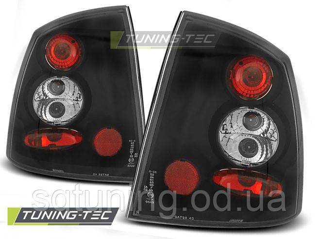 Задні ліхтарі OPEL ASTRA G 09.97-02.04 2D/4D BLACK