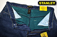 Джинсы мужские Stanley®(США) зимние на флисе /W36xL34/Оригинал из США.