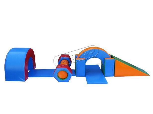"""Дитячий спортивний ігровий модуль """"Смуга перешкод KIDIGO-3"""""""