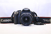 Зеркалка Canon Rebel T1i (500d) efs 18-55