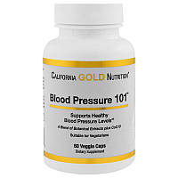 Поддержка кровяного давления / Blood Pressure, 60 вег.капсул, фото 1