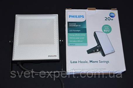 Прожектор світлодіодний BVP132 LED16/NW 20W 220-240V WB PIR Philips, фото 2