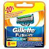 Сменные кассеты для бритья 8 шт Fusion ProGlide Power (Original) - Gillette