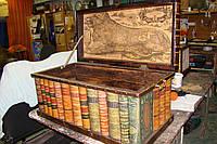 Сундук книжный не стандарт 95х47х45 см, фото 1