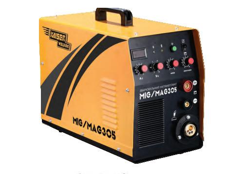 Купить Сварочный полуавтомат Kaiser MIG-265 2в1