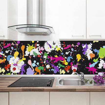 """Фартук на кухню / Скинали """"Яркие краски"""", фото 2"""