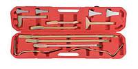 Набор рихтовочных монтировок и приспособлений кованый 13 предметов AmPro 1-D1017