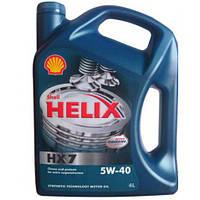 Моторное масло Shell Helix HX7 5W-40 1л
