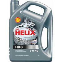 Моторное масло Shell Helix HX8 5W-40 1л