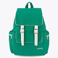04be5edde9b5 Городской рюкзак CHOICE Malta LAGUNA мятный (мужской рюкзак, женский рюкзак,  рюкзаки, рюкзачок
